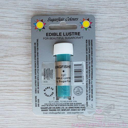 Kingfisher - Sugarflair Lustre Dust