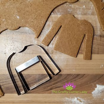 Christmas Jumper Cookie Cutter