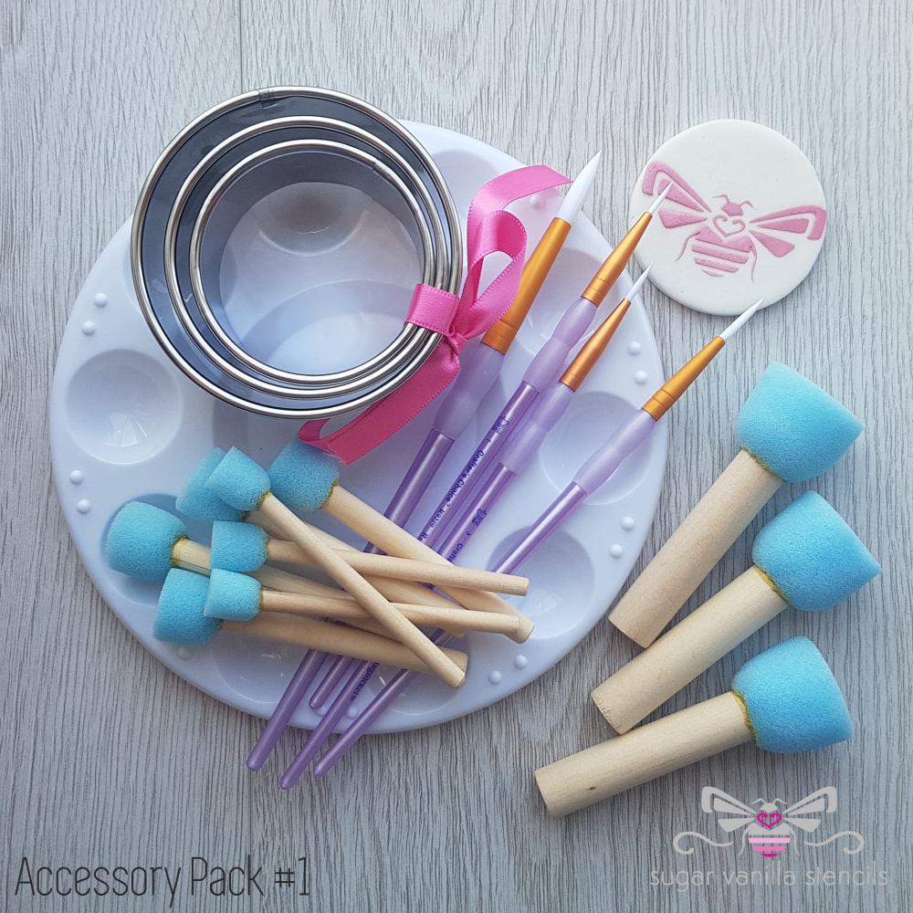 Stencil Accessory Pack - Set #1