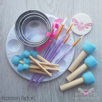 Stencil Accessory Pack - Set #1