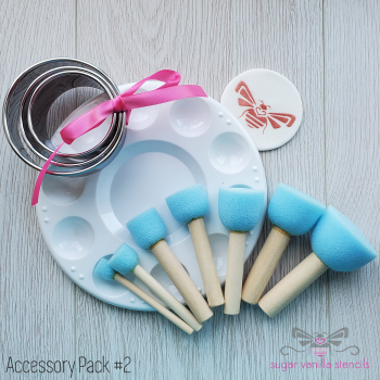 Stencil Accessory Pack - Set #2