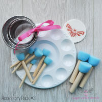 Stencil Accessory Pack - Set #3