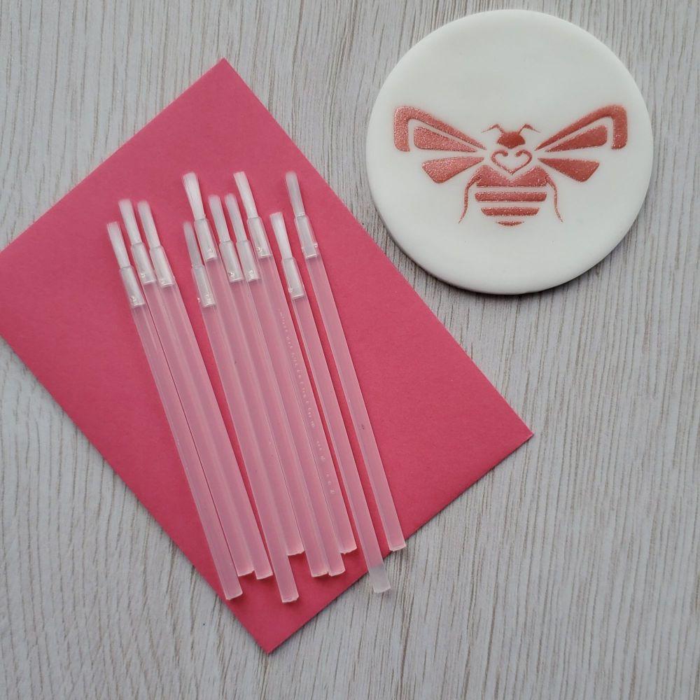 PYO Brushes - Translucent with White