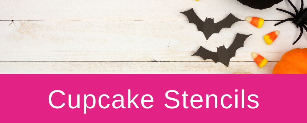 Cupcake Stencils