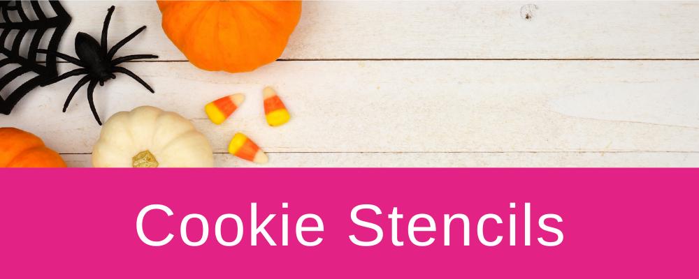 Cookie Stencils