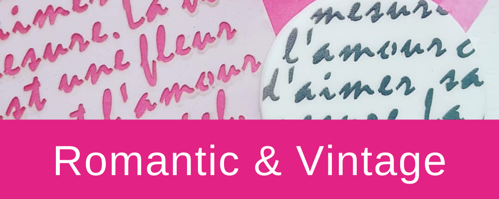 <!--008-->Romantic & Vintage