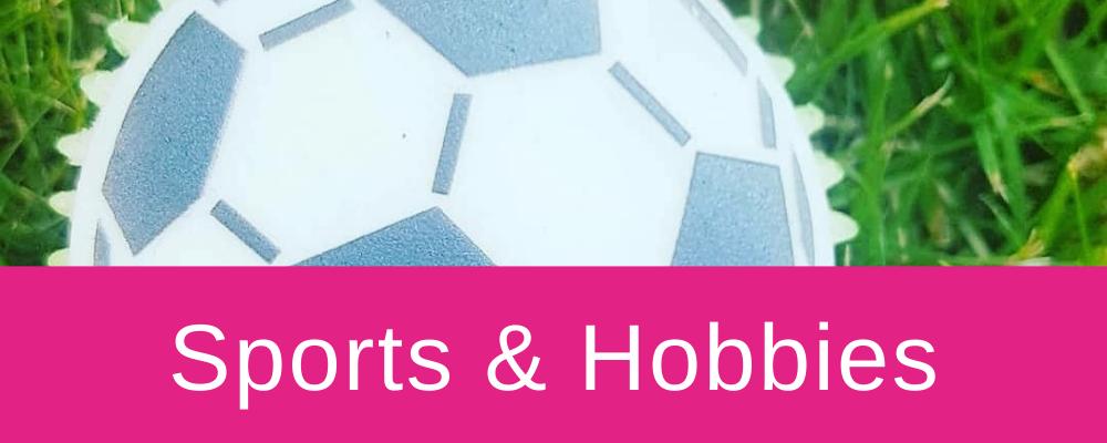 <!--011-->Sports & Hobbies