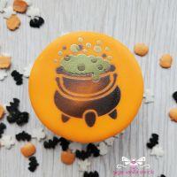 Cauldron Cupcake Stencil Set (Double Stencil)