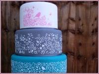 <!--006-->Cake Stencils