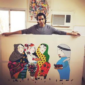 artist-2016-ahmed