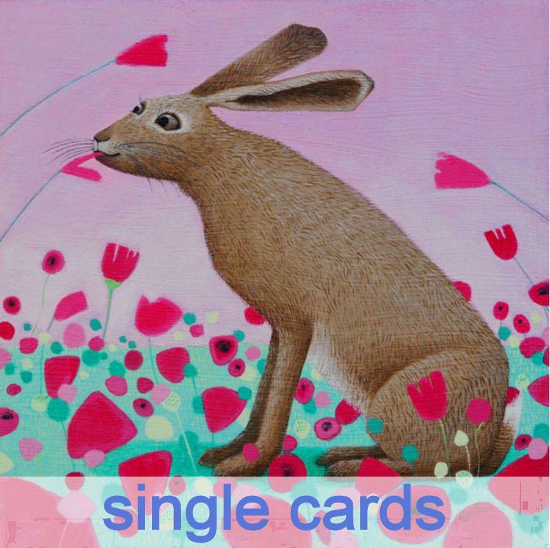 Single Art Cards
