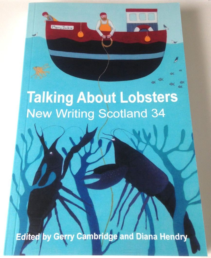 ASLS Talking About Lobsters final book