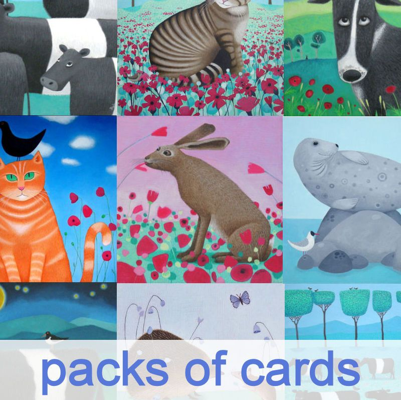 Mixed packs of Art Cards