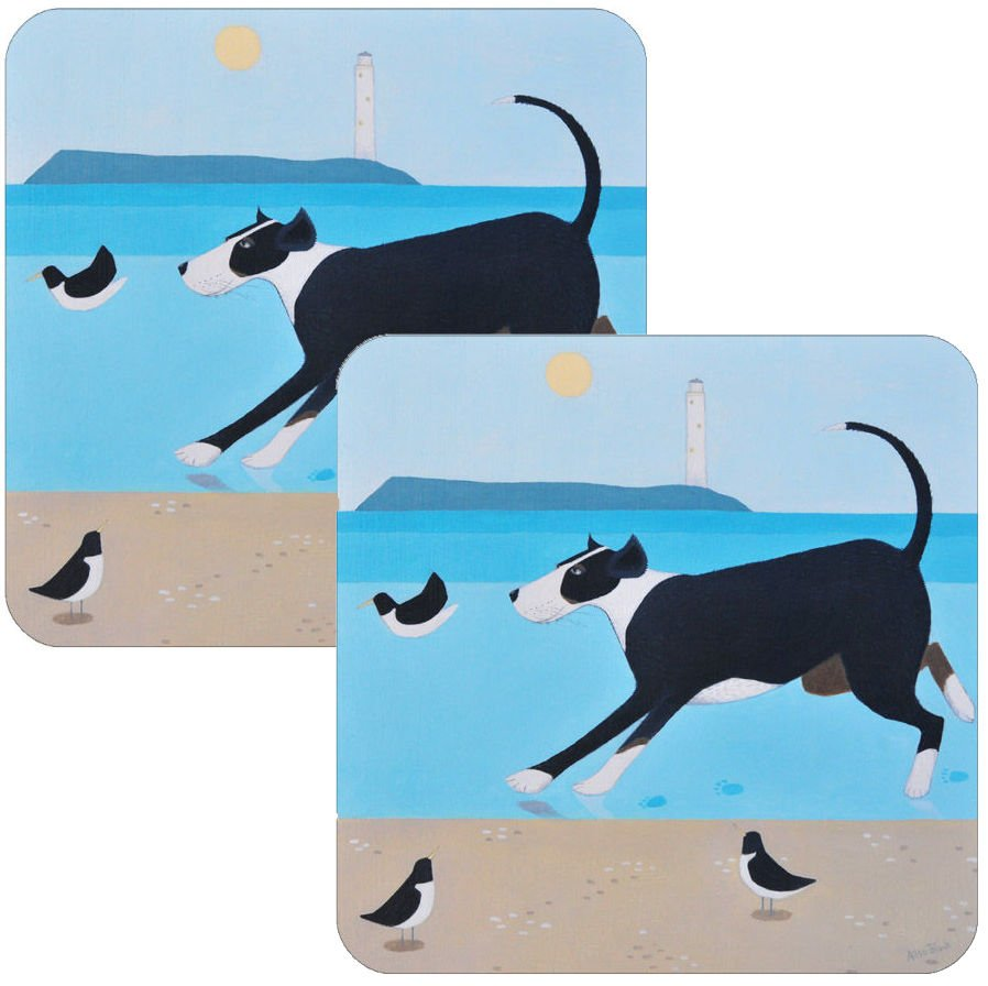 Hiddie Giddie Set of 2 Dog Placemats