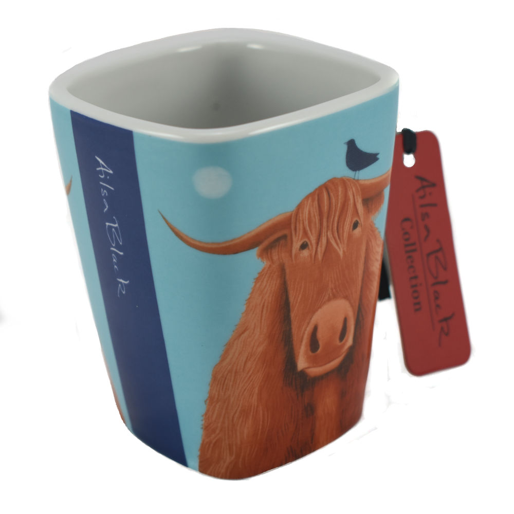 broon coo mug cut out