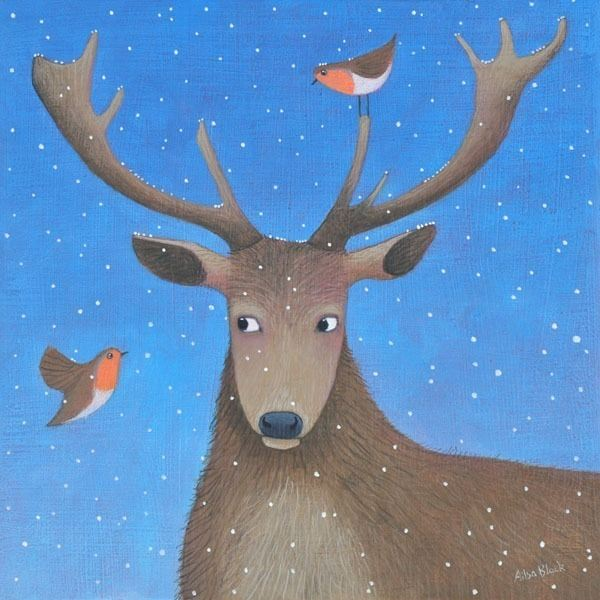 Deer of Friendship