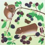 """The biggest Berry"" dormice and brambles"