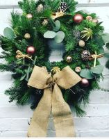 Christmas Wreath Workshop Sat 7th Dec