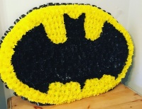 Large Batman Logo