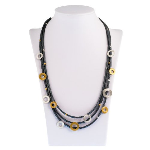 Three strand 46 cm Necklace