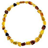 M011-Baltic Amber Necklace
