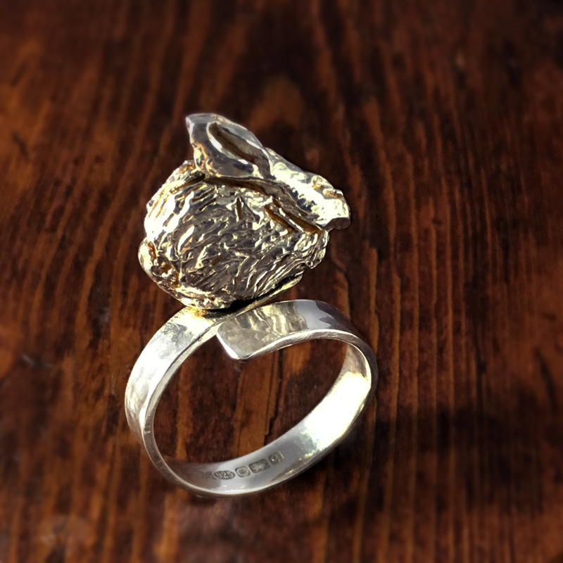 Little Rabbit Ring