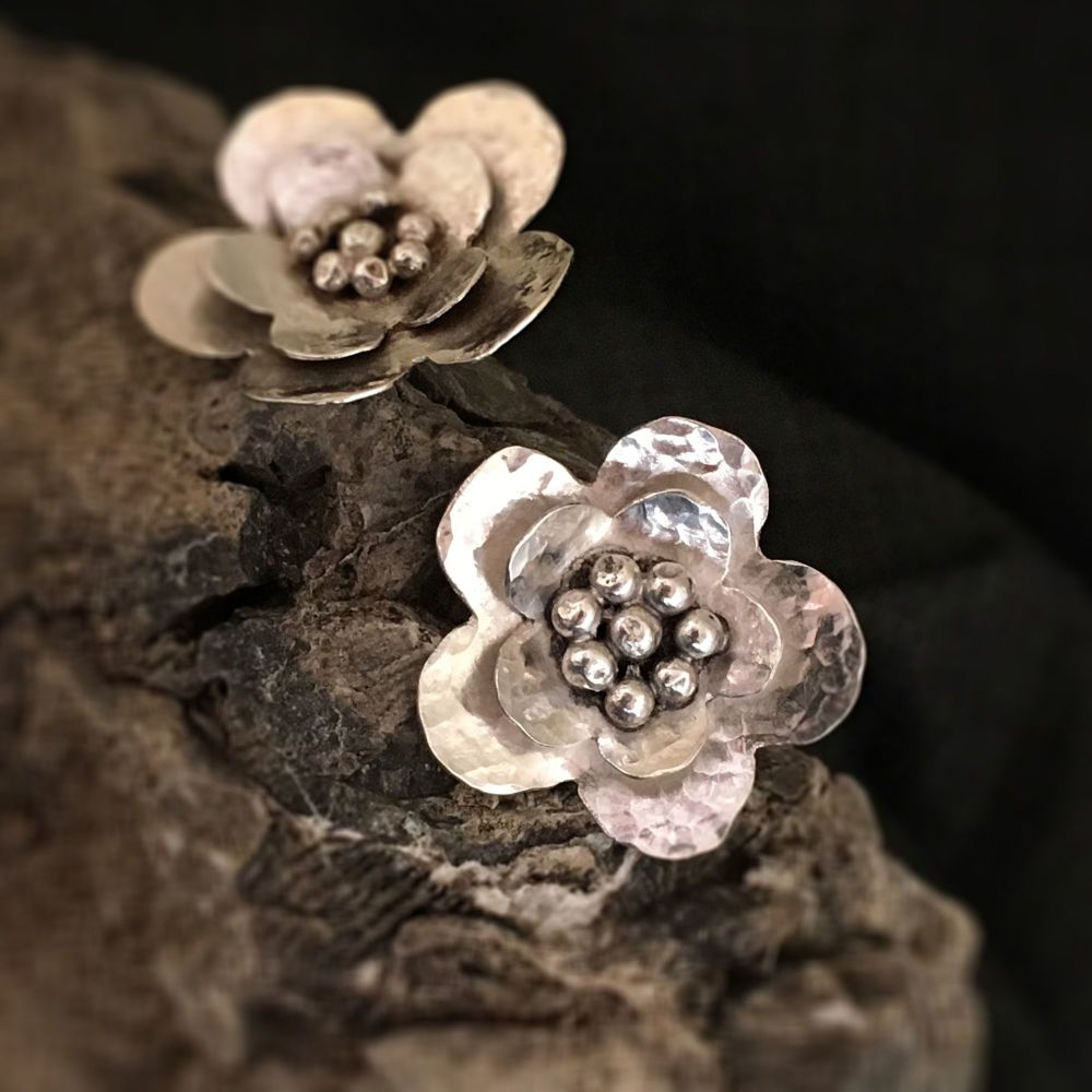 Water Lily Brooch