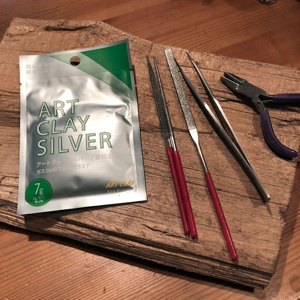 Silver Clay Workshop Gift Voucher
