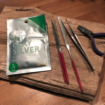 Silver Clay Workshop Gift Voucher