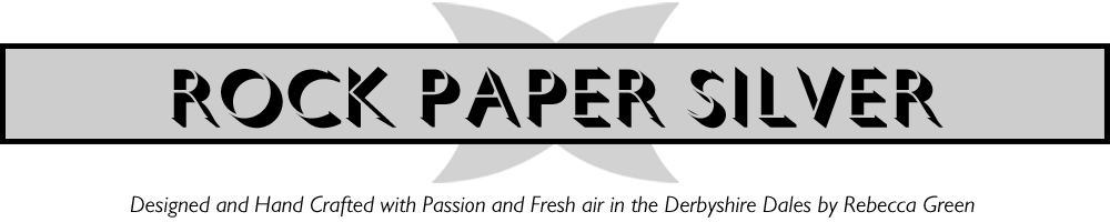 Rock Paper Silver, site logo.