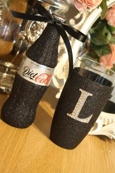 Diamante Drinkster and a Splash of Coca Cola