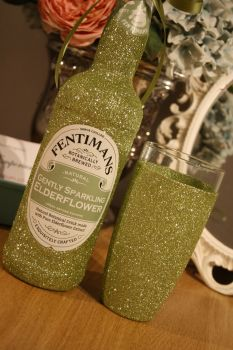 Fabulous Fentimans with Glitter Ball Glass