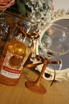 Gingerbread Gin Liqueur