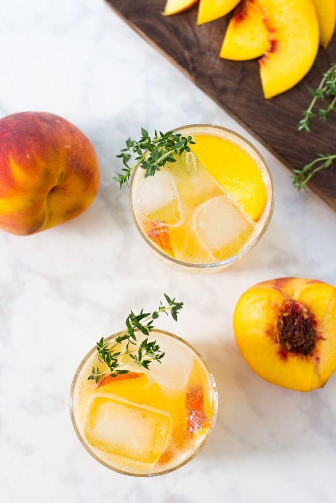 Peach-Gin-Fizz-Cocktails-3