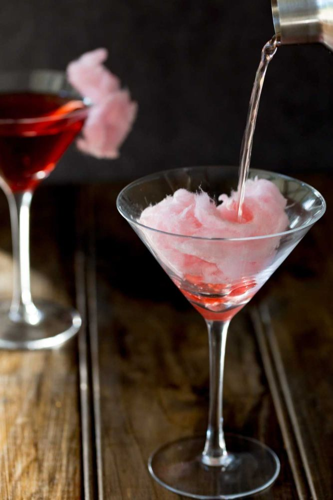 Fairy-Floss-Martini