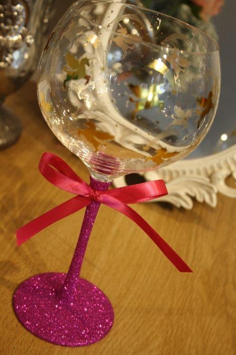 Unicorn Cocktail Glass