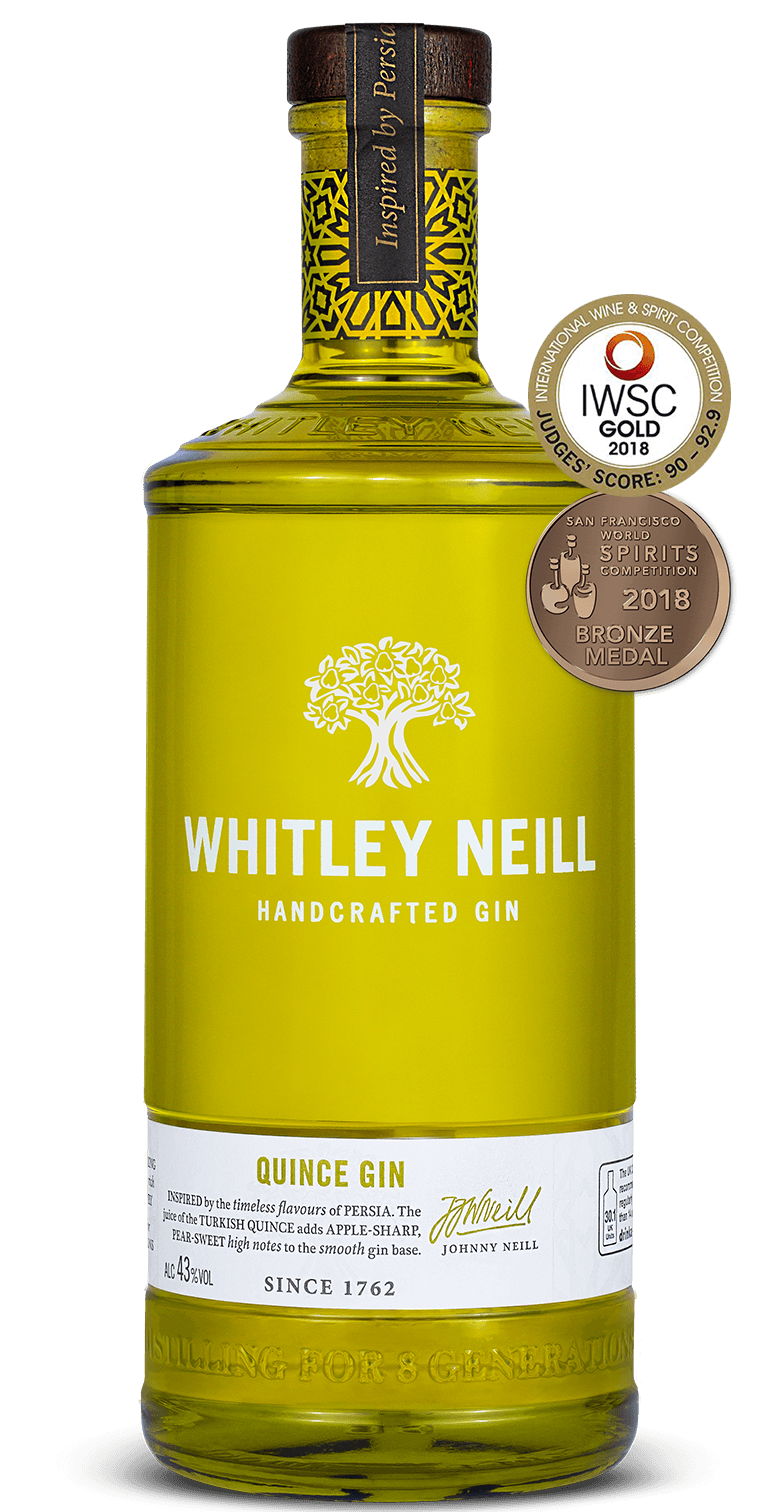 Whitley-Neill-Quince-Gin-Awards