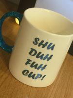 The Shhhh Mug
