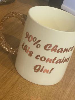 The 90% Gin Mug