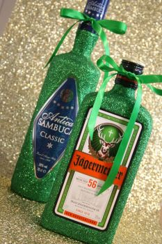 Sizzling Shots of Sambuca or Jagermeister