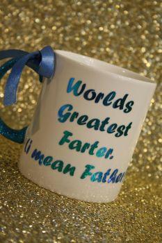 The Farter Mug