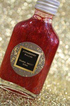Strawberry Glitter Potion