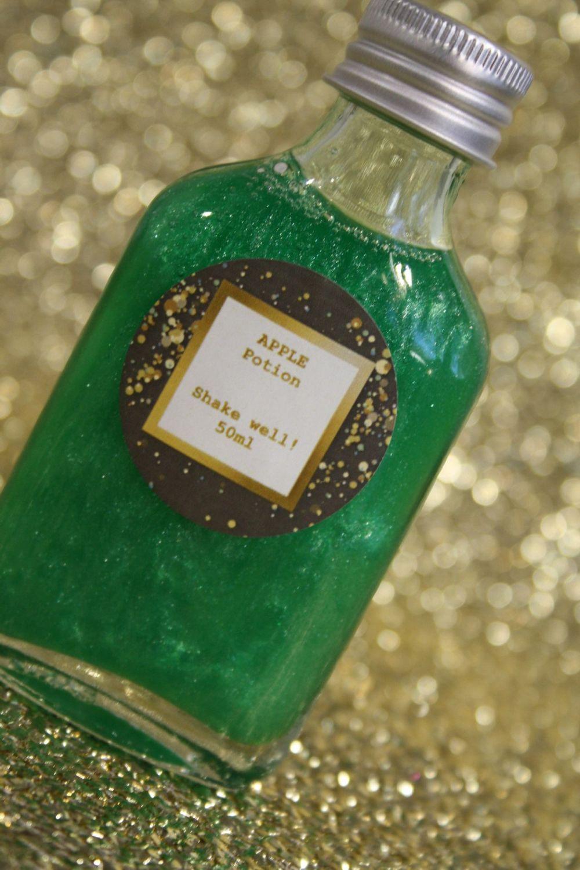 Apple Glitter Potion
