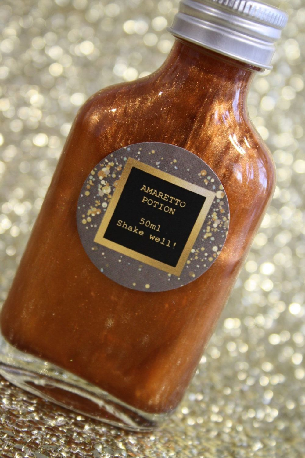 Amaretto Glitter Potion