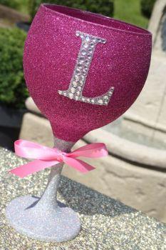 Full On Glitz Diamante Dazzler Gin Balloon