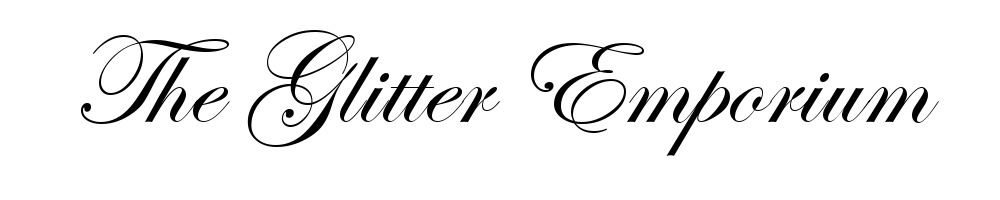 The Glitter Emporium Ltd, site logo.