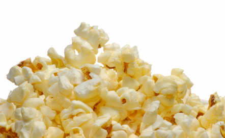 Hot Buttered Popcorn 50ml