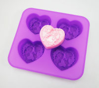 Fairy Elf Heart Silicone Mould
