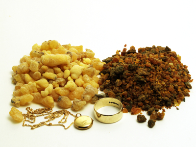Frankincense and Myrrh 50ml