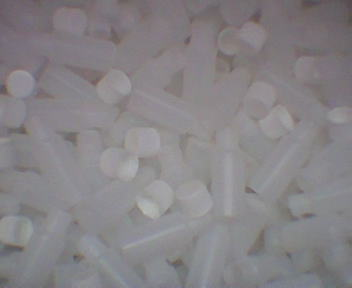 10ml HDPE Bottles with Screw Caps x 100